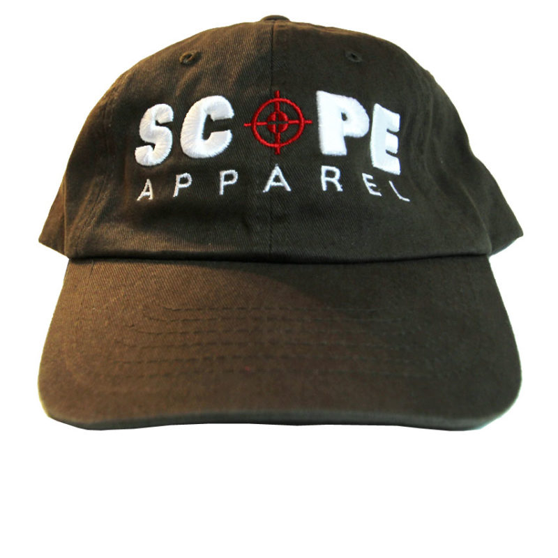 Scope-Cap-Olive